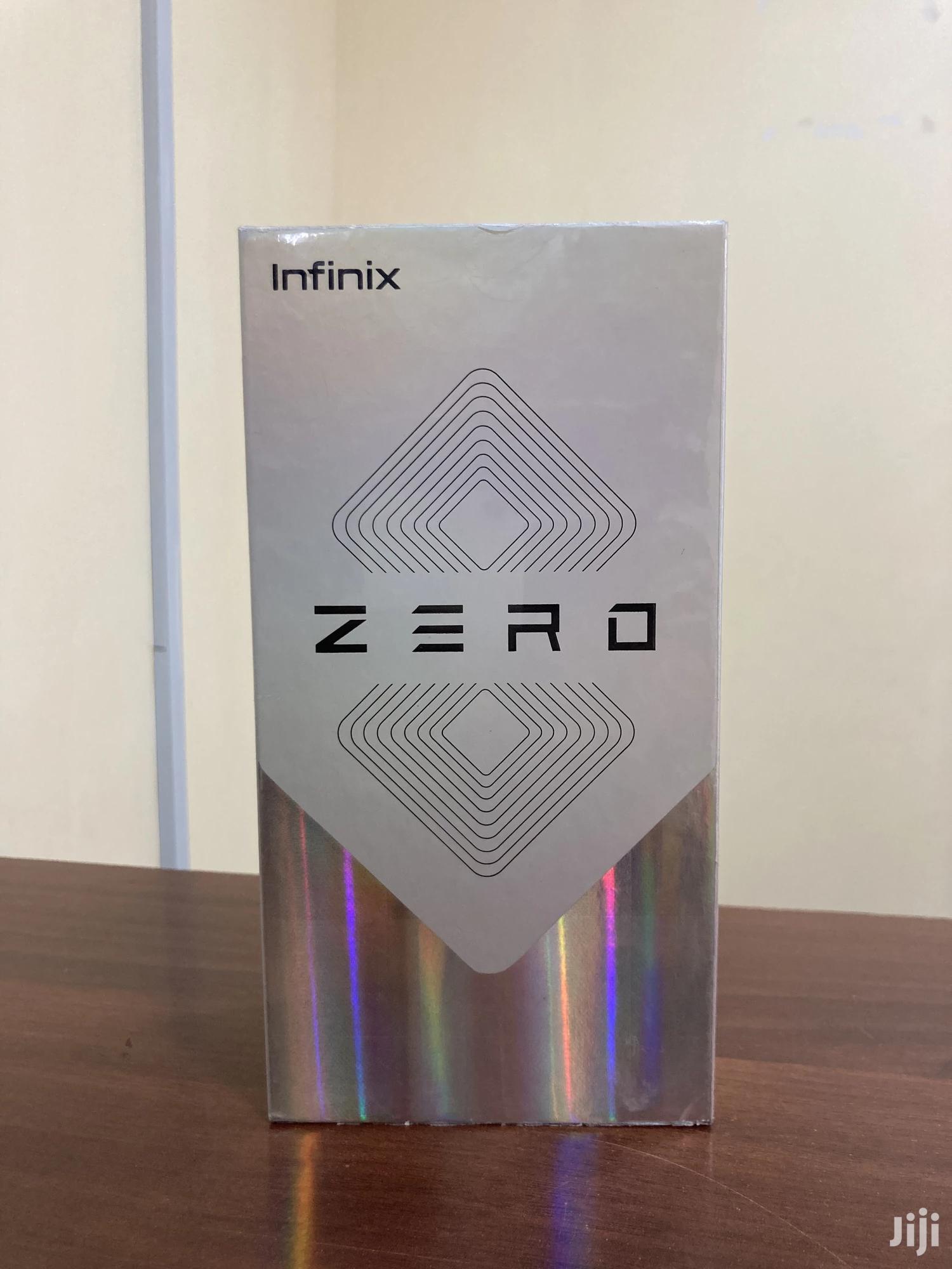 New Infinix Zero 8 128 GB