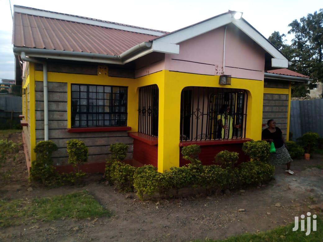 A 3 Bedroomed Bungalow at Gatuanyaga