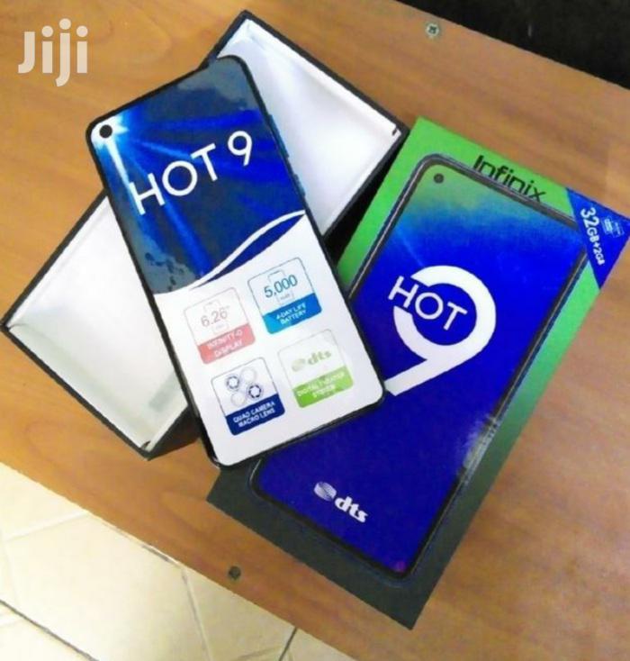 New Infinix Hot 9 32 GB | Mobile Phones for sale in Nairobi Central, Nairobi, Kenya