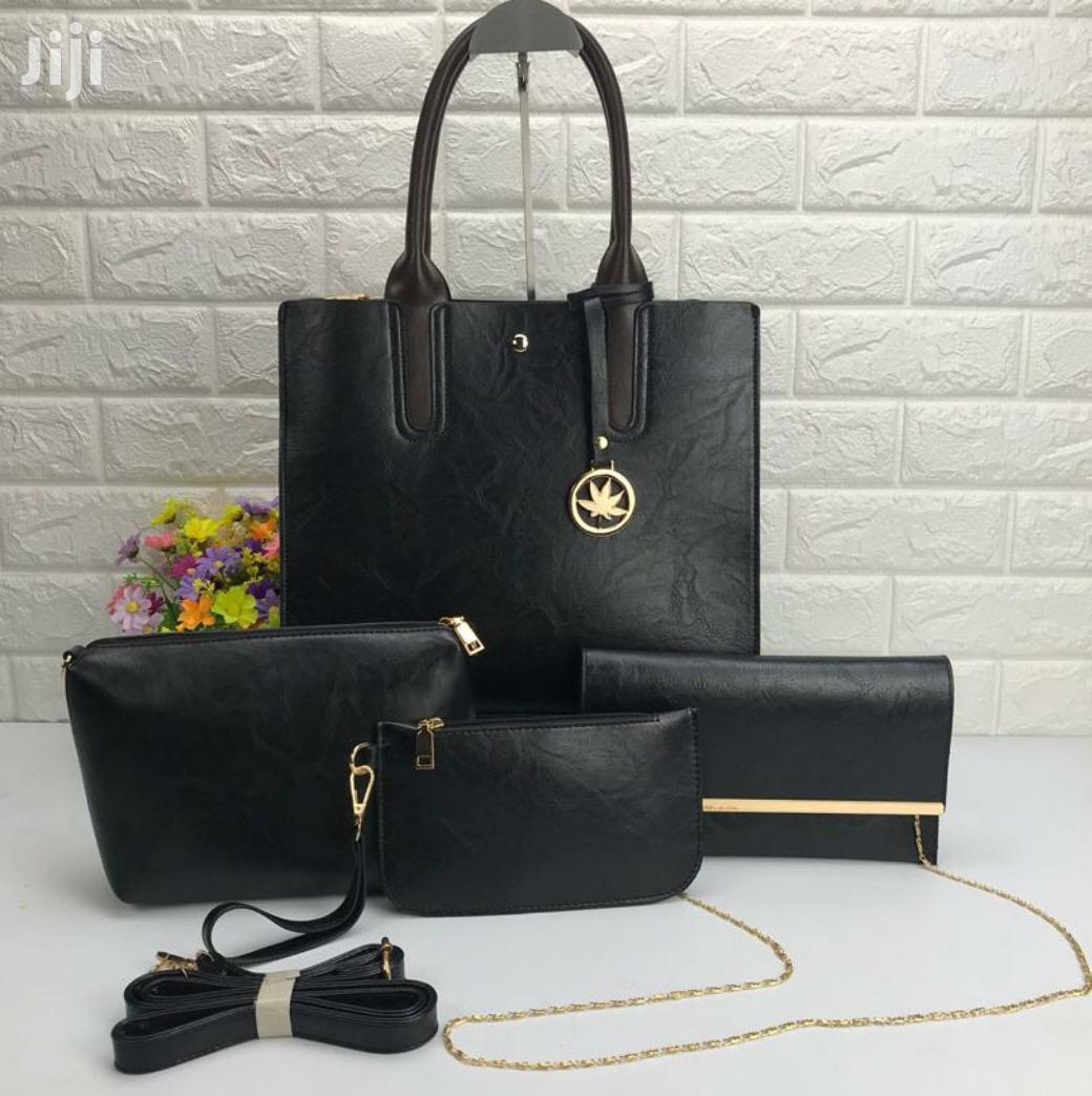 Quality 4 In 1 Handbags   Bags for sale in Embakasi, Nairobi, Kenya