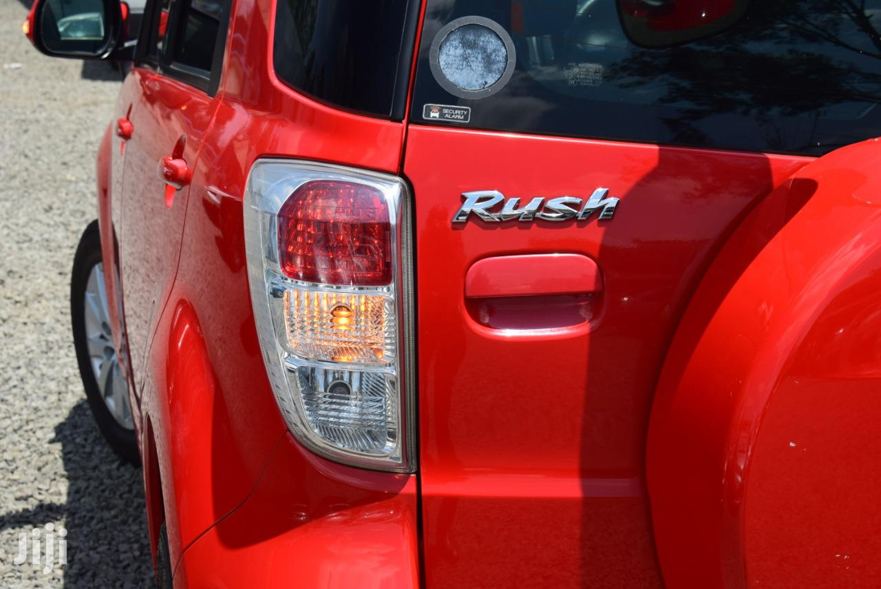Toyota Rush 2012 Red   Cars for sale in Nairobi Central, Nairobi, Kenya
