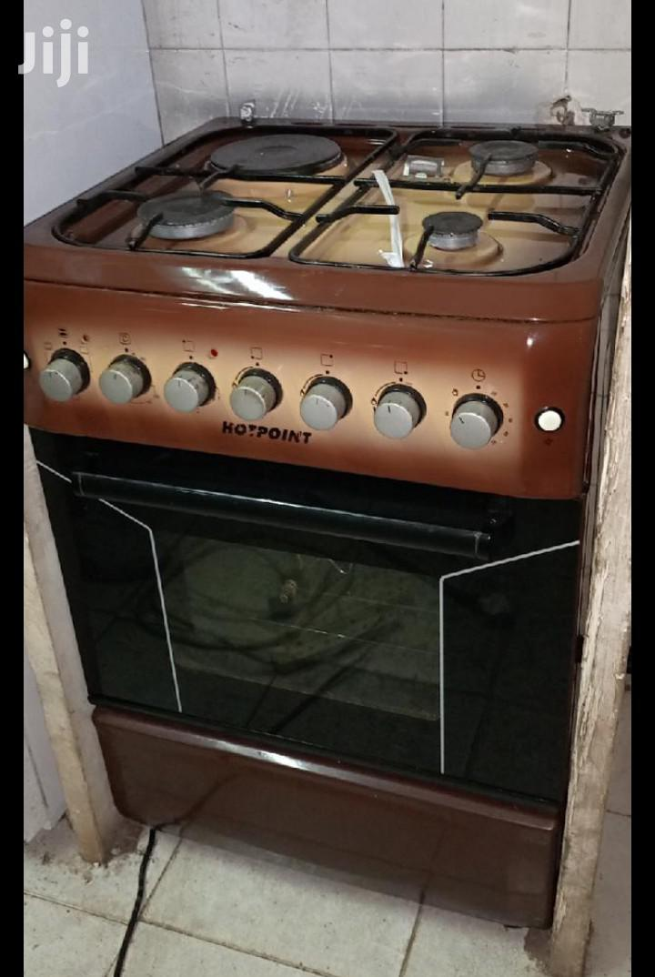 3gas Cooker +1 Electric