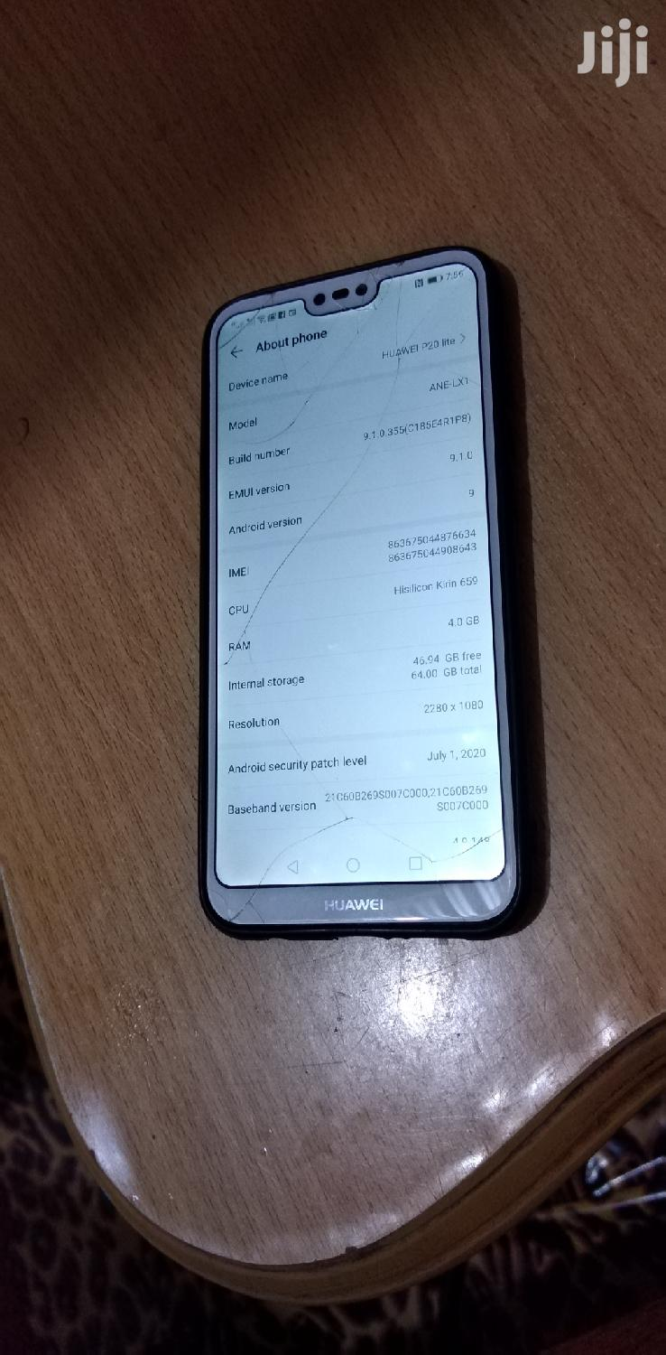 Archive: Huawei P20 128 GB White