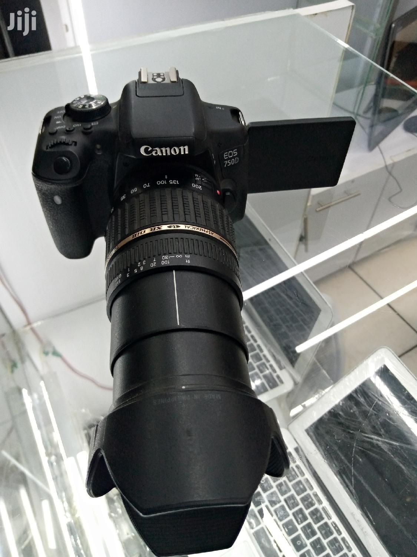 Digital Camera Canon 750D,Zoom Lense 18-200mm