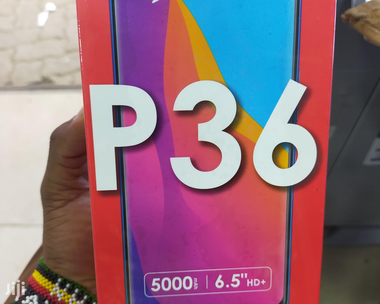 New Itel P36 16 GB Black