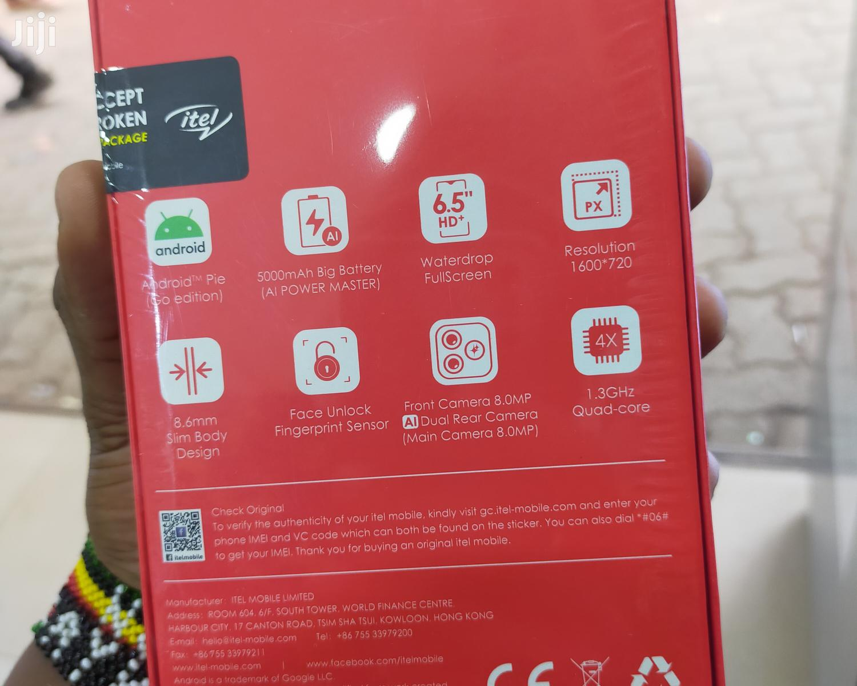 New Itel P36 16 GB Black | Mobile Phones for sale in Nairobi Central, Nairobi, Kenya