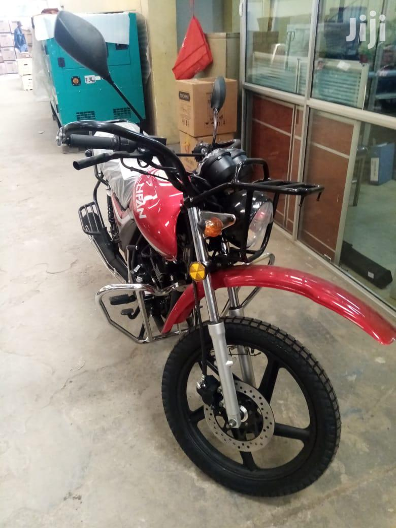 New Lifan 2019 Red