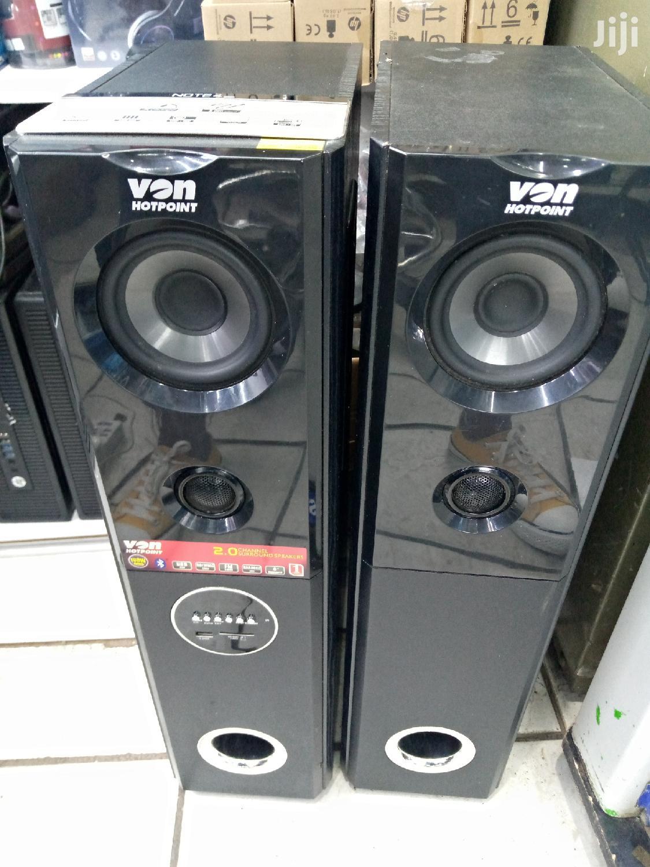 Von Hotpoint Speaker, Pair