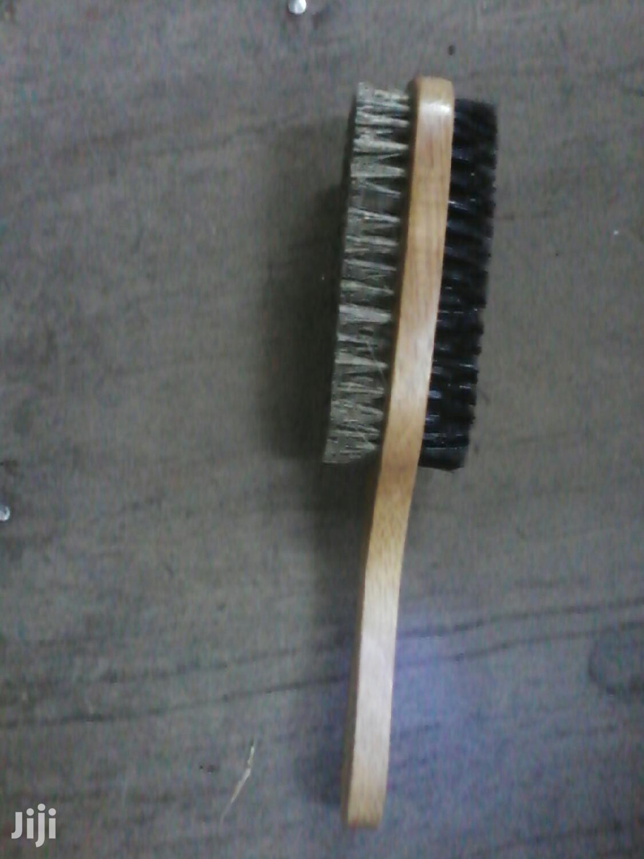 Double Sided Shaving Brush
