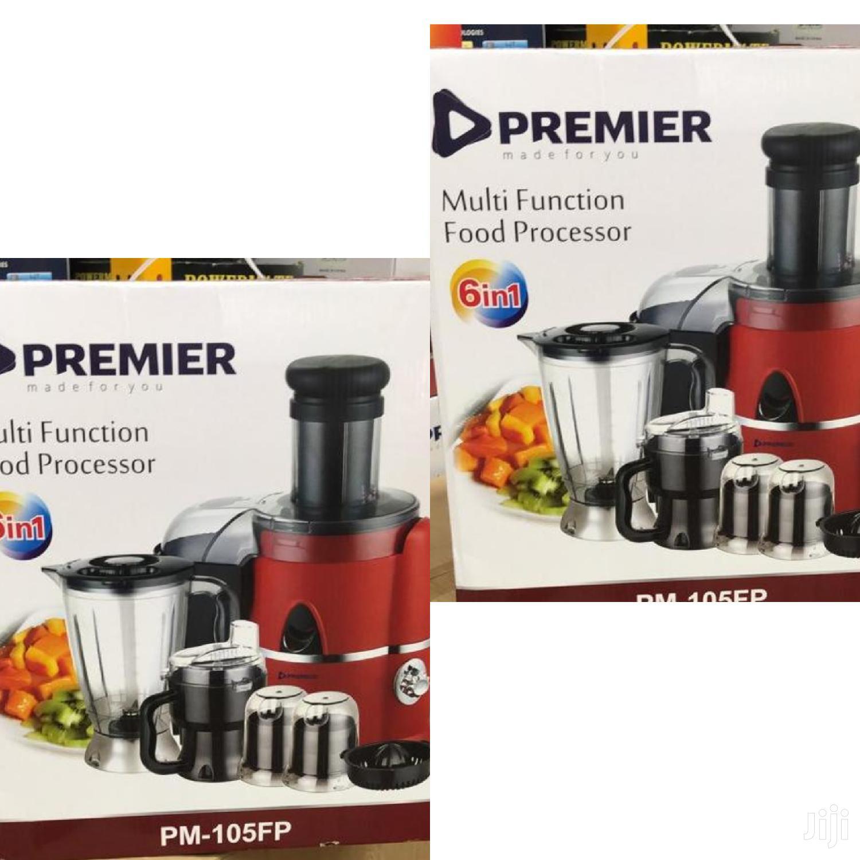 Multifunctional Premier Food Processor