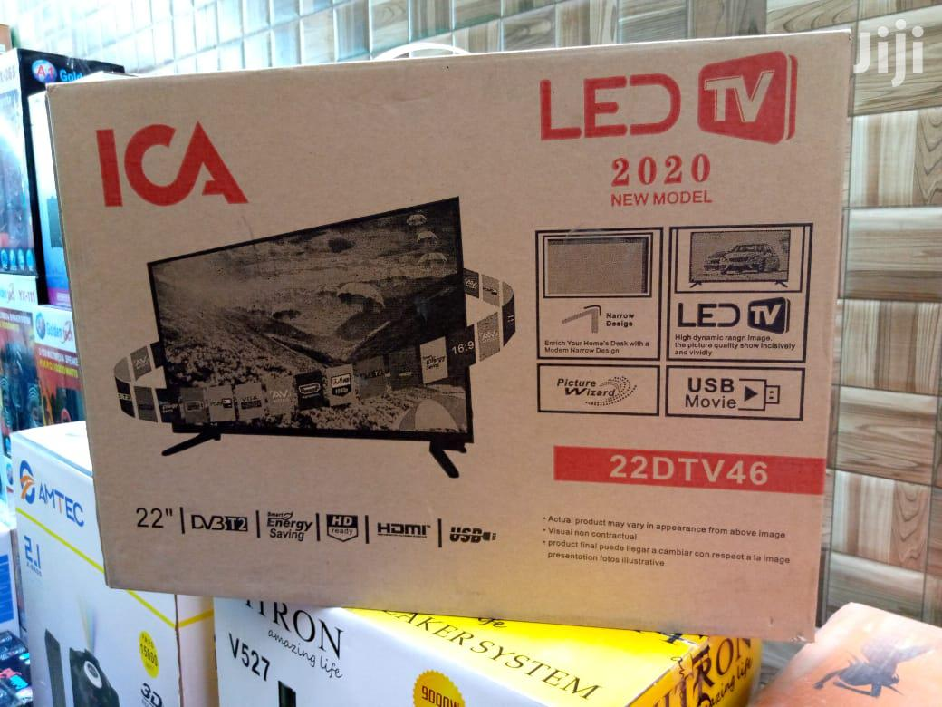 22 Inches Digital LED ICA TV