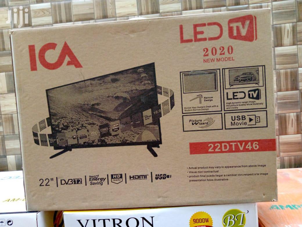 22 Inches Digital LED ICA TV   TV & DVD Equipment for sale in Nairobi Central, Nairobi, Kenya