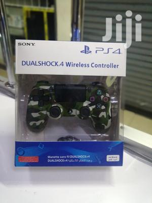 Ps 4 Controllers Green Camouflage | Video Game Consoles for sale in Nairobi, Nairobi Central