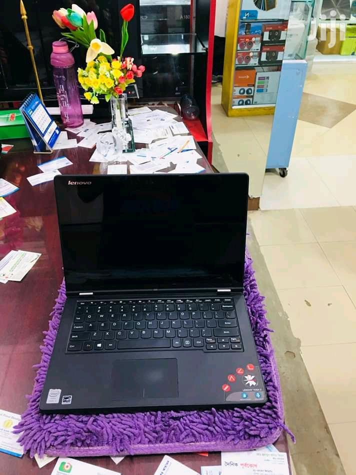 Laptop Lenovo ThinkPad Yoga 8GB Intel Core I5 SSD 256GB