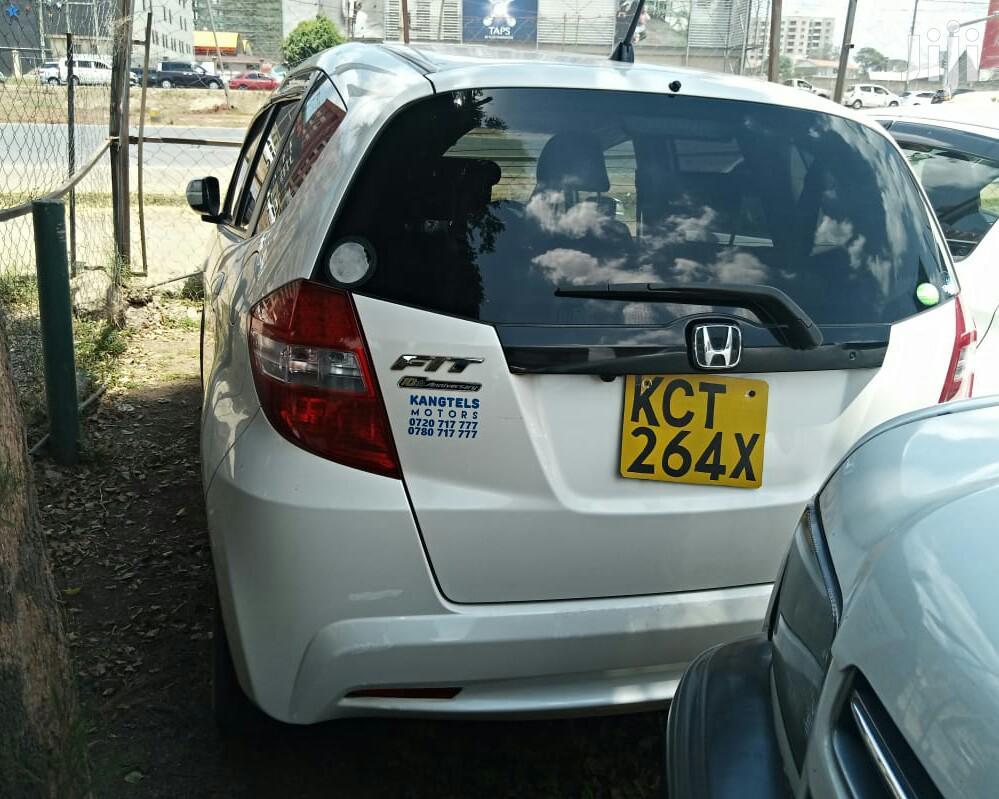 Honda Fit 2012 Automatic White   Cars for sale in Nairobi South, Nairobi, Kenya