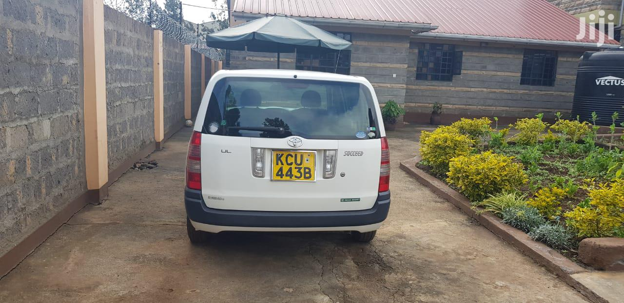 Toyota Succeed 2012 White   Cars for sale in Mvita, Mombasa, Kenya