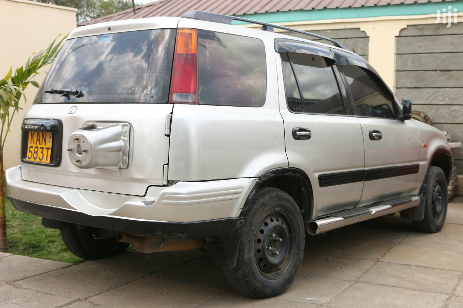 Archive: Honda CR-V 2000 Silver in Embakasi - Cars ...
