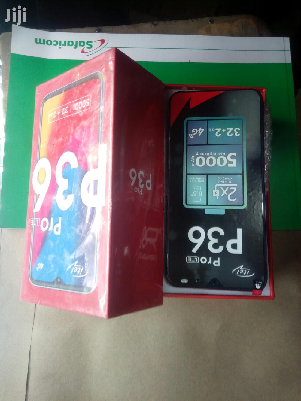 Itel P36 Pro 32 GB Pink