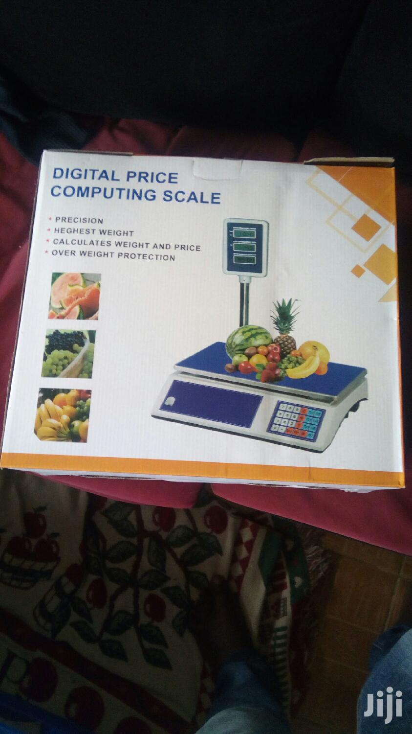 Archive: Digital Weighing Scales