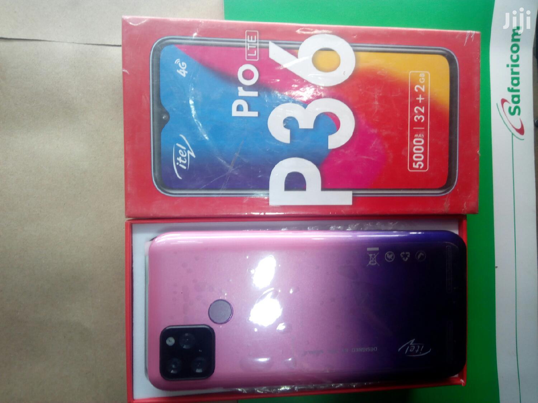 Itel P36 Pro 32 GB Pink | Mobile Phones for sale in Nairobi Central, Nairobi, Kenya