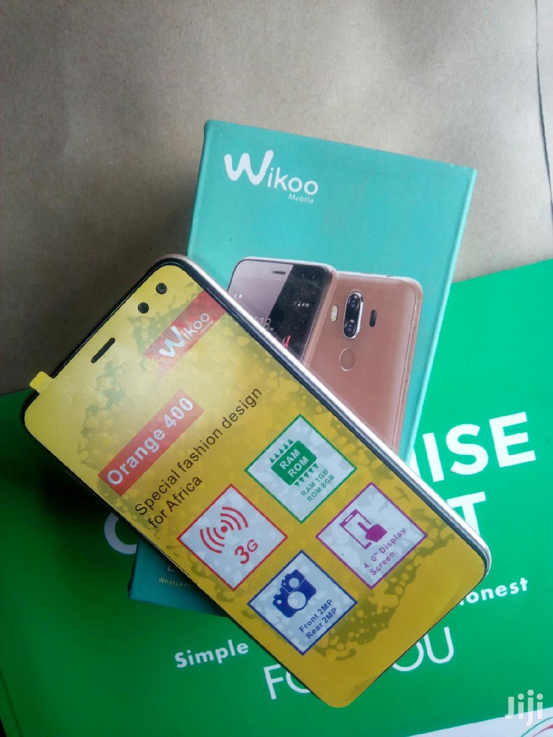 Wiko View 16 GB Gold