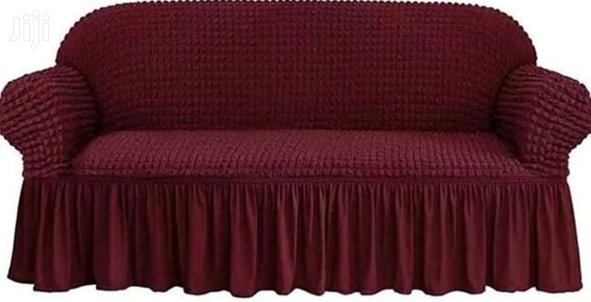 Easy-going Elastic Sofa Cover - Solid Colors   Home Accessories for sale in Nairobi Central, Nairobi, Kenya