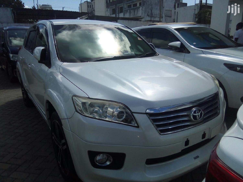 Toyota Vanguard 2012 White | Cars for sale in Mvita, Mombasa, Kenya