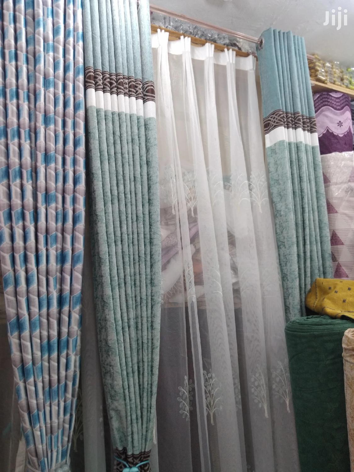 Curtains and Curtains