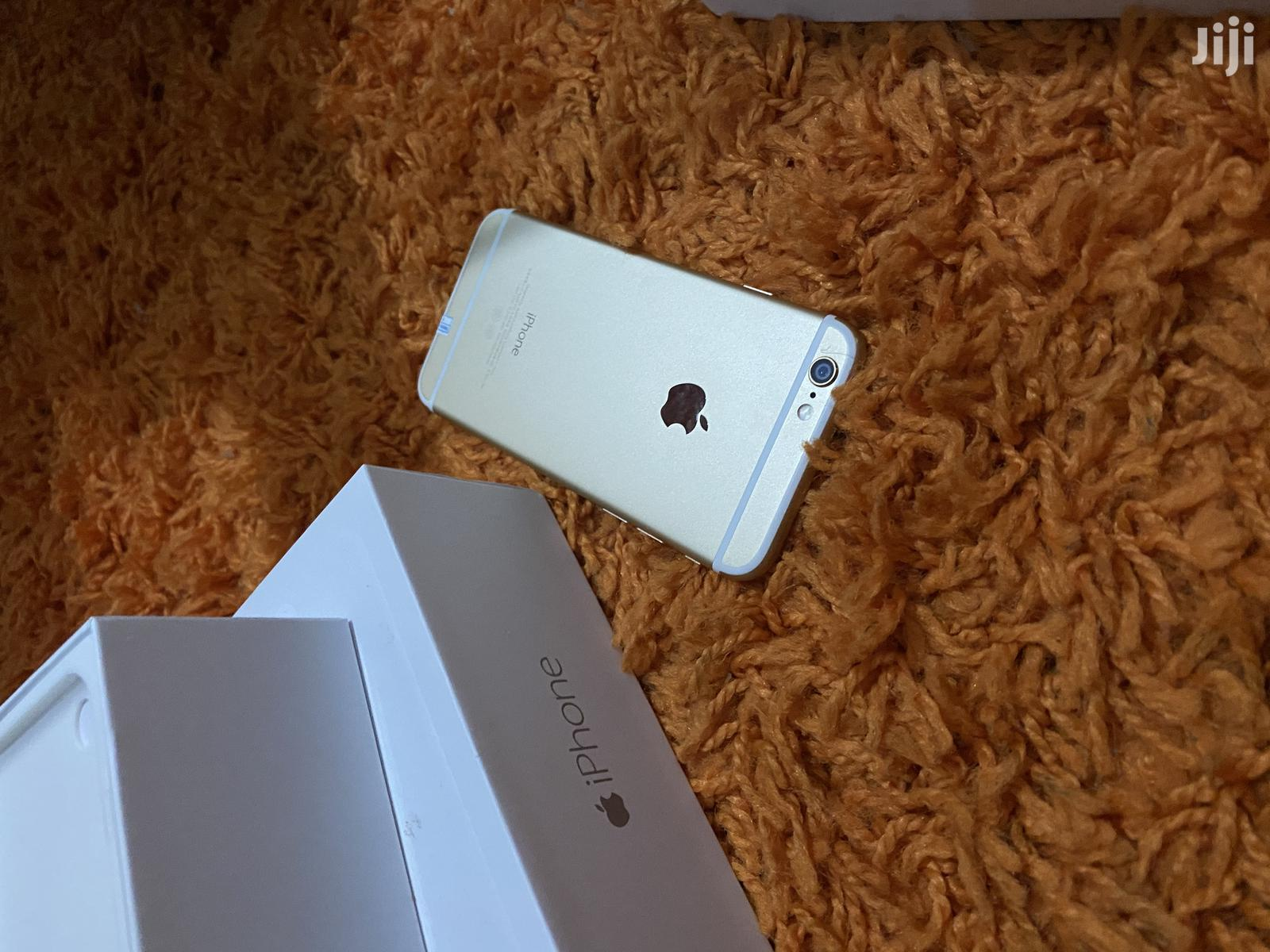 Archive: New Apple iPhone 6 16 GB Gold