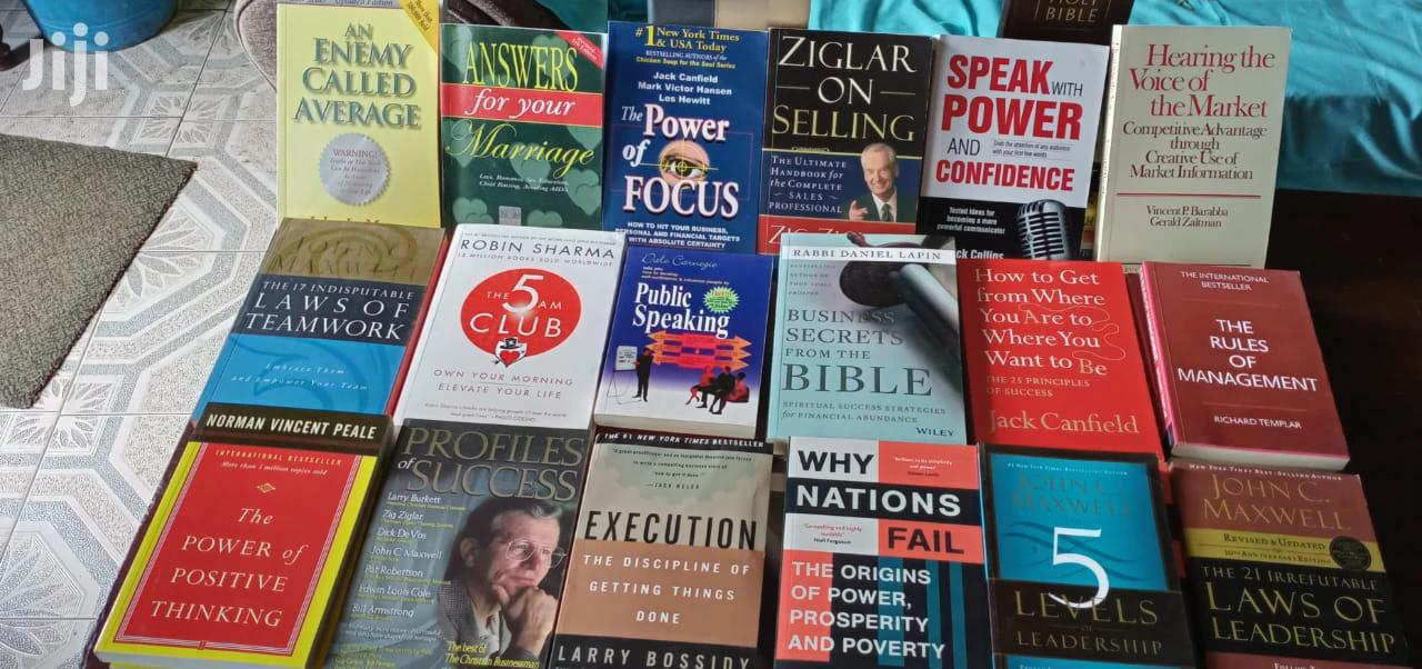 Motivational Books Available in Plenty