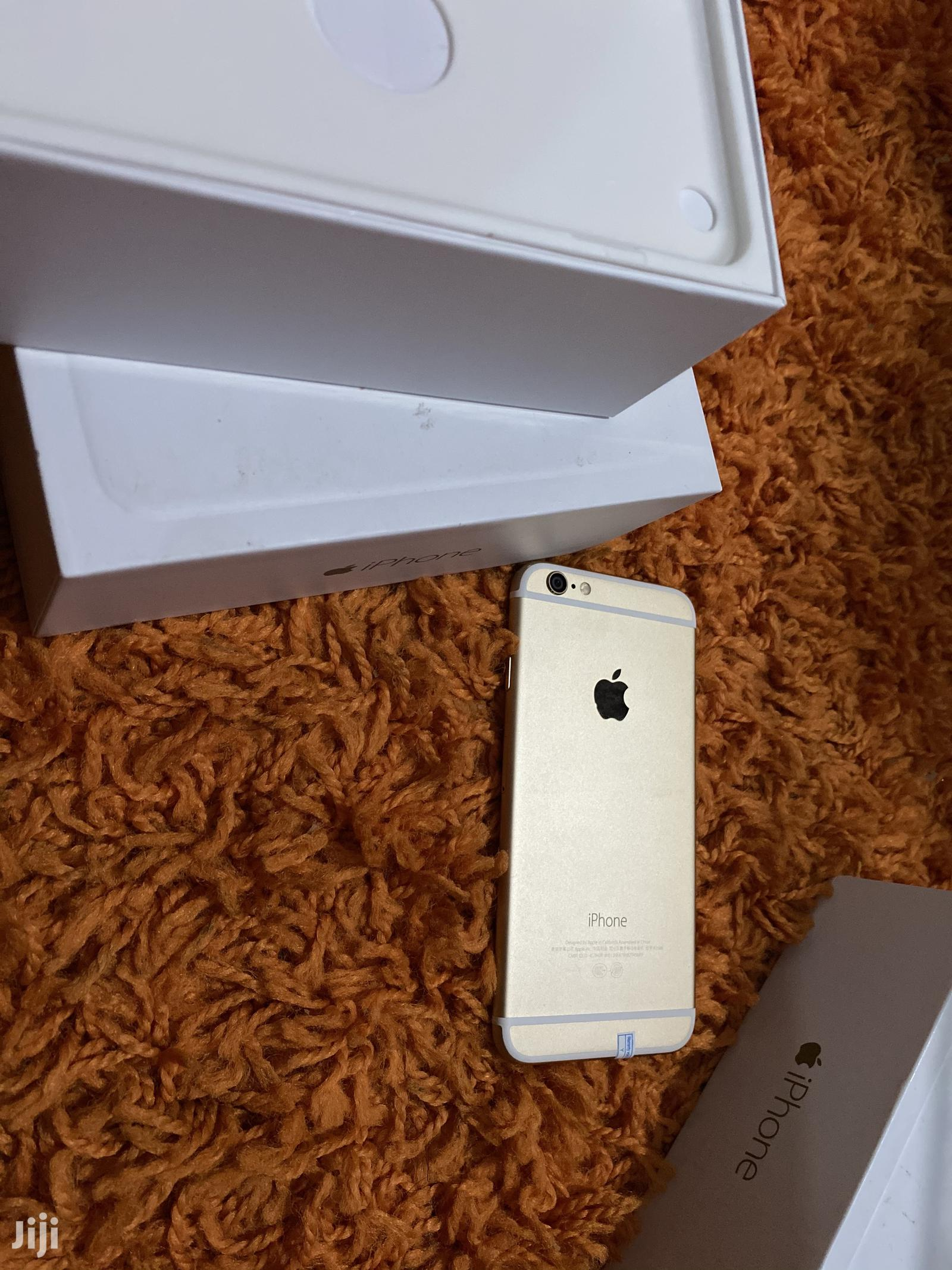 Apple iPhone 6 32 GB Gold