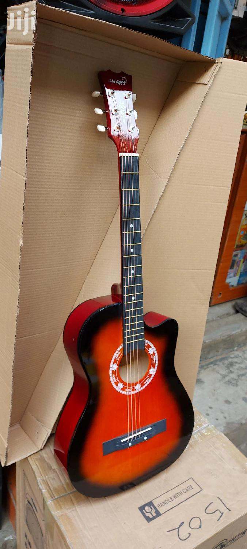 38 Inches Medium Acoustic Guitar | Musical Instruments & Gear for sale in Nairobi Central, Nairobi, Kenya