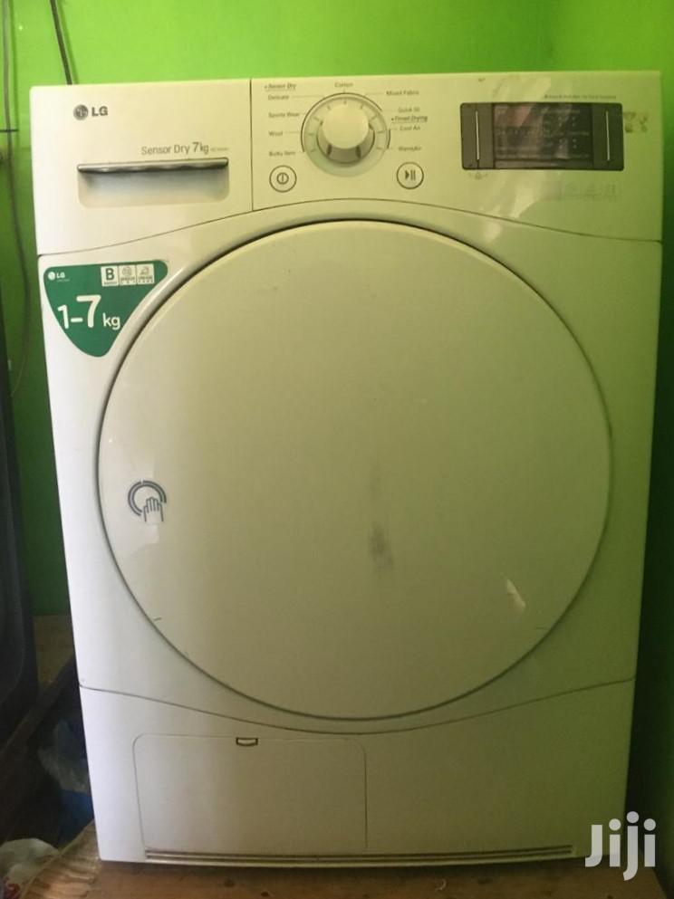 Archive: LG Automatic Clothes Dryer