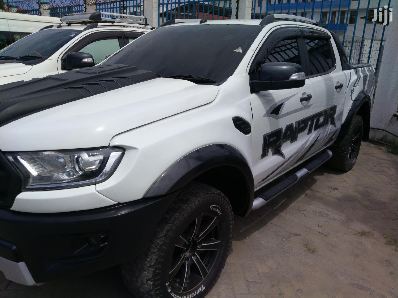 Ford Ranger 2012 White
