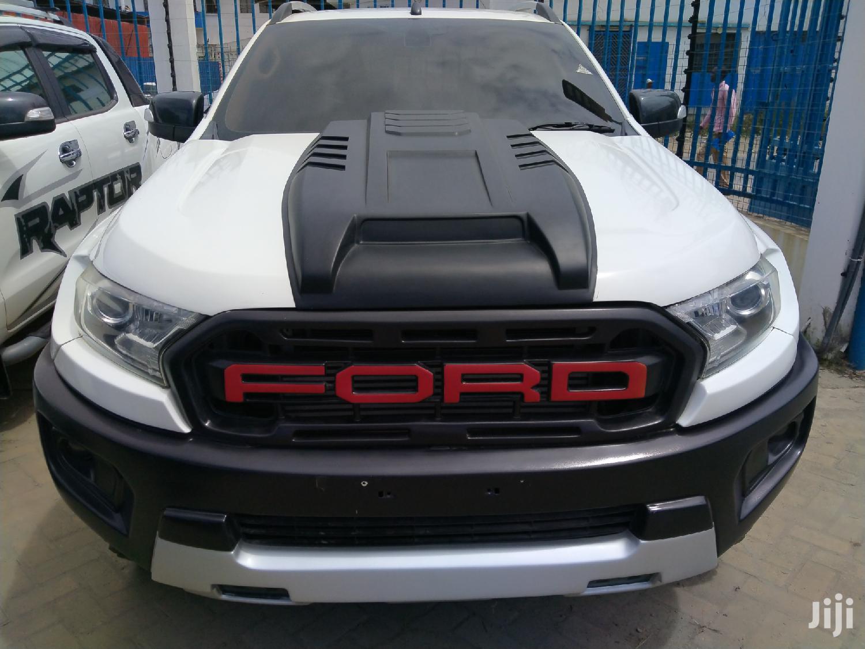 Ford Ranger 2012 White   Cars for sale in Mvita, Mombasa, Kenya