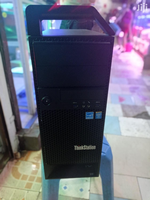 Desktop Computer Lenovo 8GB Intel Xeon HDD 1T