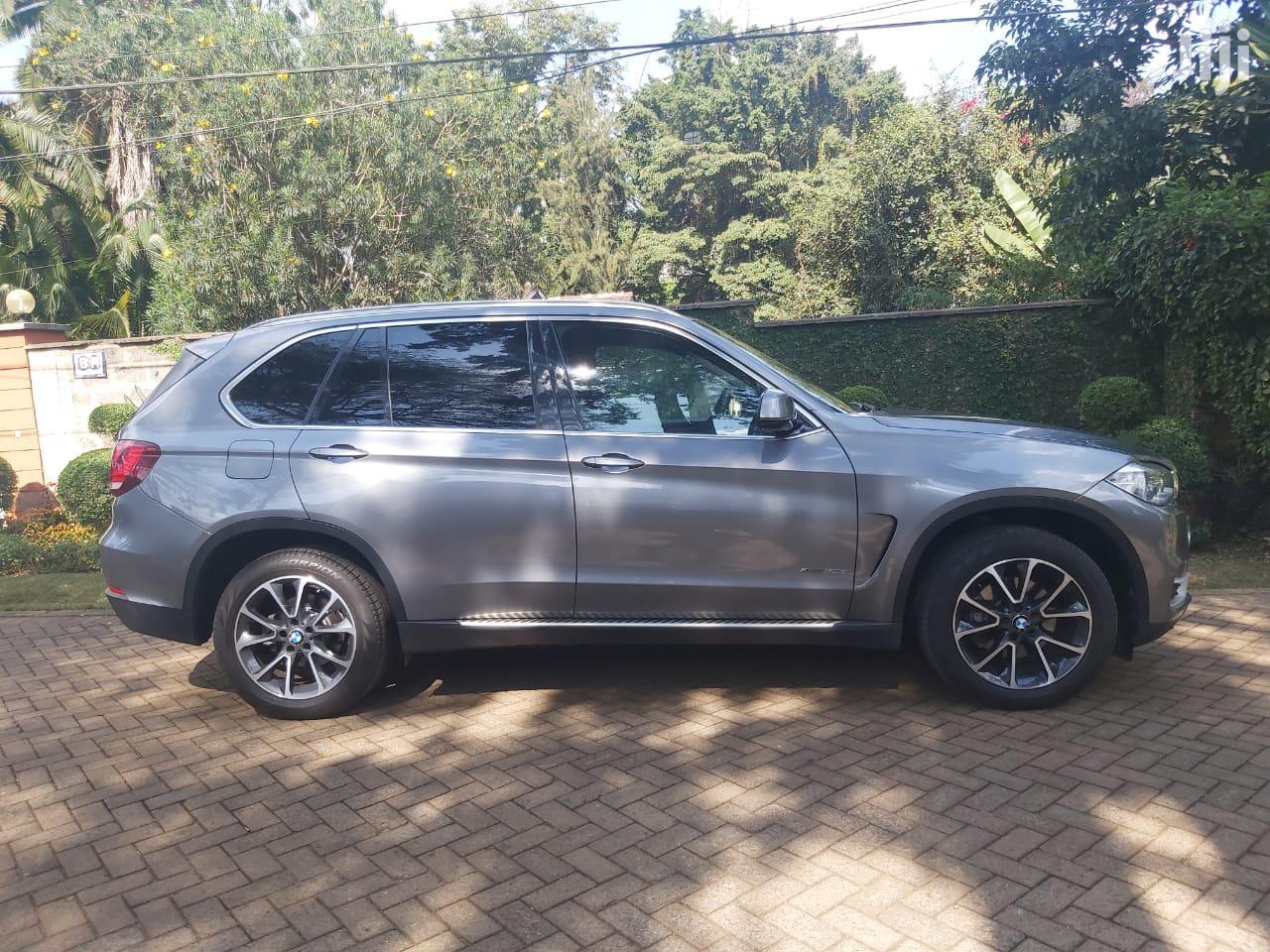 Archive: BMW X5 2013 Gray