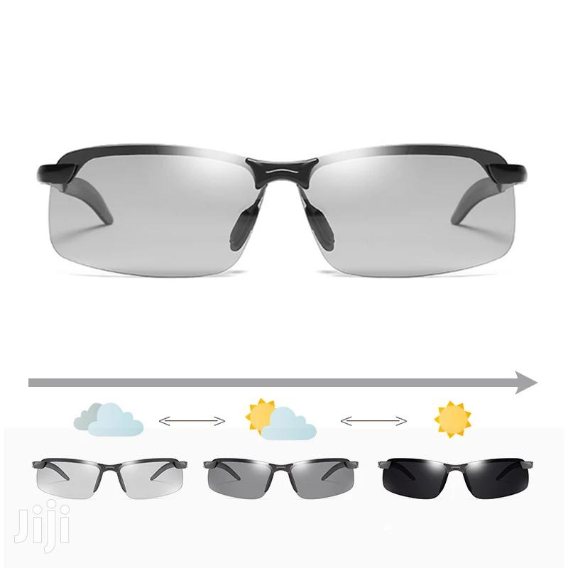 Polarised Driving Sunglasses With Colour Change