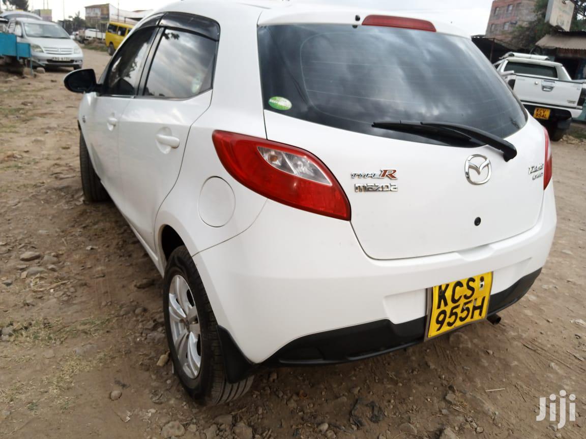 Mazda Demio 2011 White | Cars for sale in Umoja II, Nairobi, Kenya