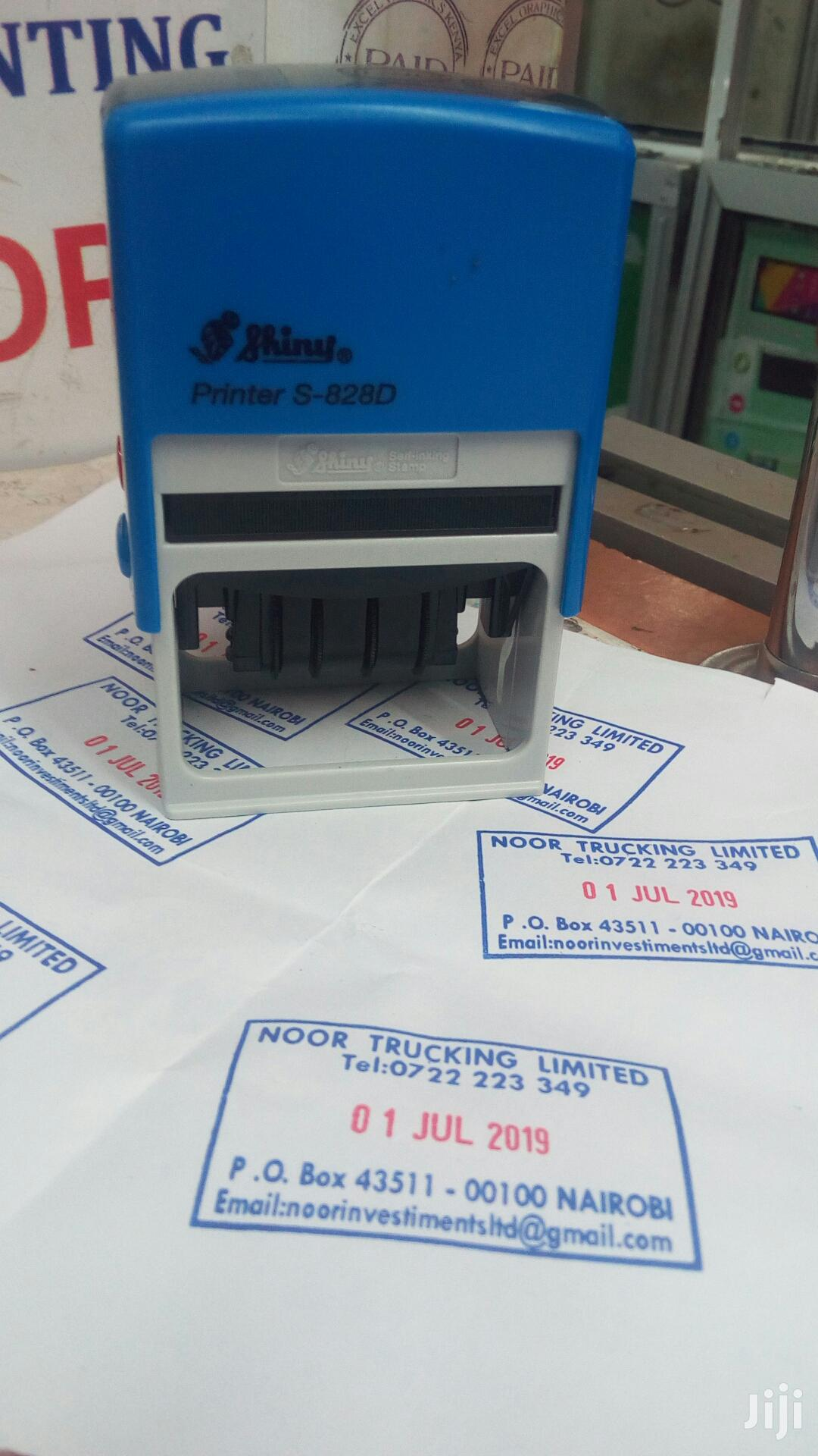 Rubber Stamps & Company Seal | Stationery for sale in Nairobi Central, Nairobi, Kenya