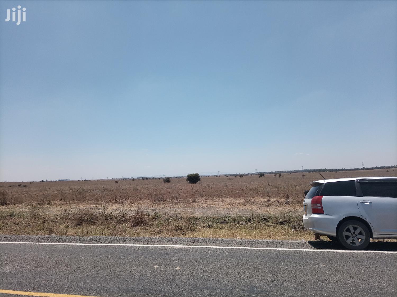 Isinya 100acres Touching Pipeline 6km at Acre Off Namanga Road   Land & Plots For Sale for sale in Kitengela, Kajiado, Kenya