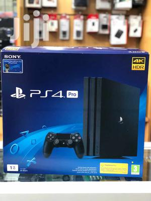 Sony Ps4 Pro 4k HDR Brand New | Video Game Consoles for sale in Nairobi, Nairobi Central