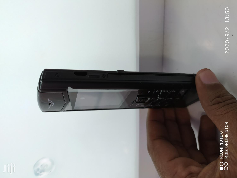 New Vertu Signature S 4 GB   Mobile Phones for sale in Tudor, Mombasa, Kenya