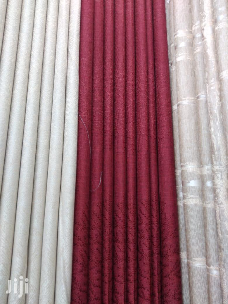Archive: Curtains and Curtains