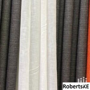 Dark Grey Linen Curtain   Home Accessories for sale in Nairobi, Nairobi Central