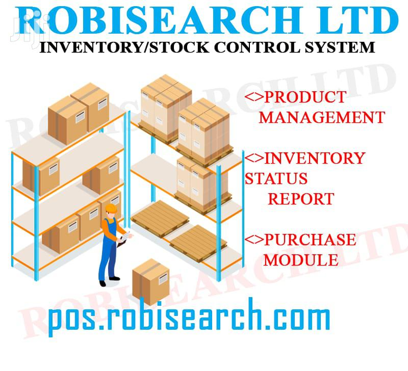 Archive: Affordable Inventory Management System
