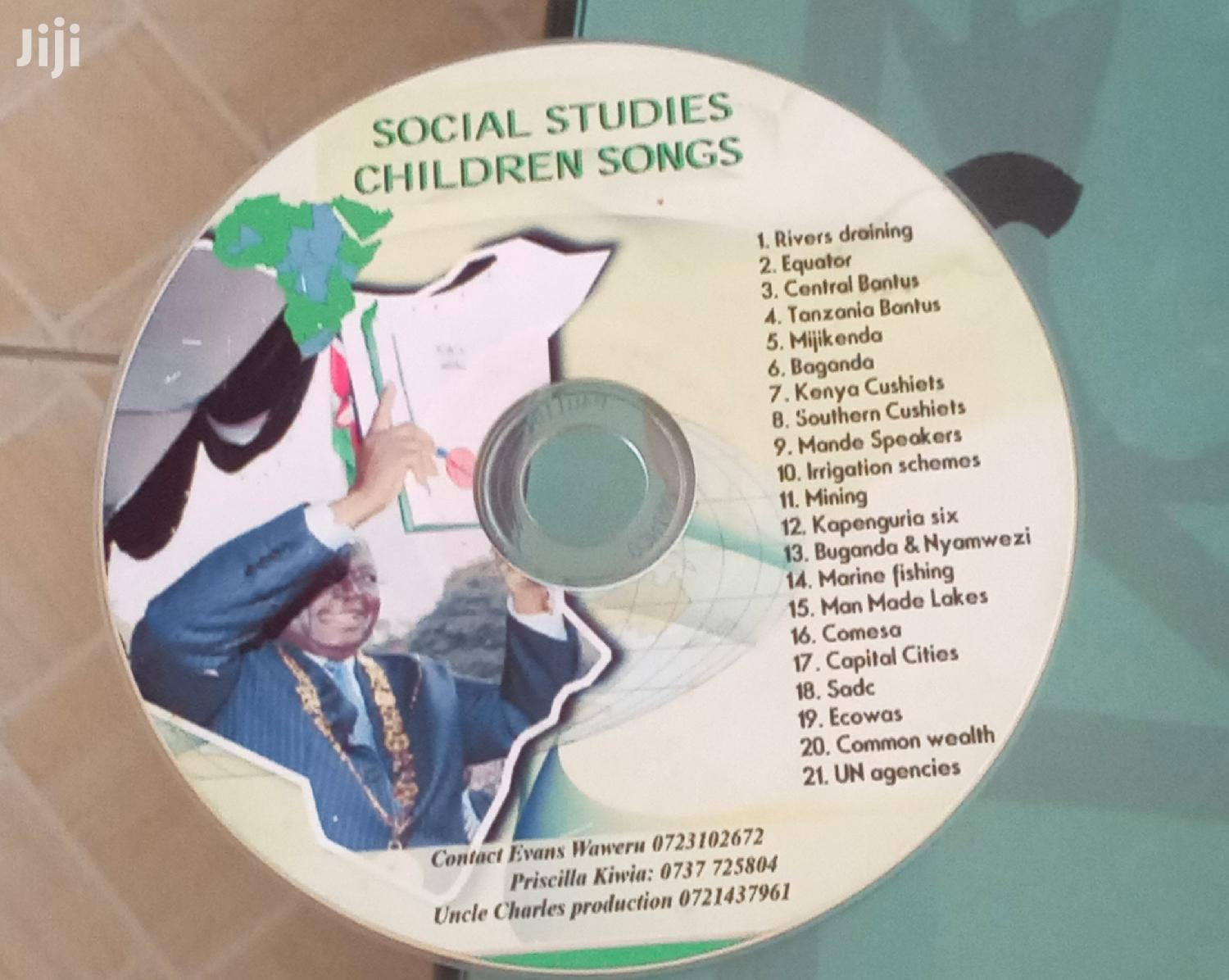 Archive: Social Studies Songs To Help In Your Study!!!!