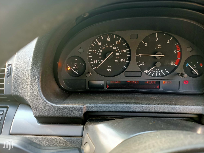 Archive: BMW X5 2005 Silver