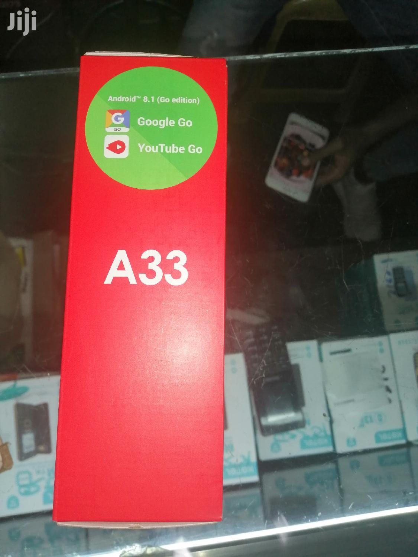 Archive: New Itel A33 8 GB Black
