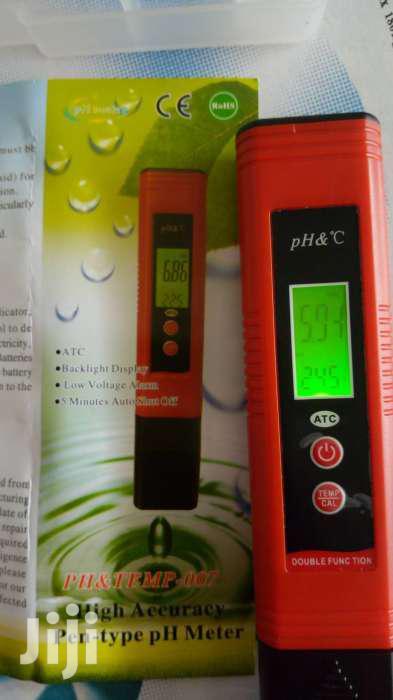 Double Function Ph Meter | Medical Equipment for sale in Nairobi Central, Nairobi, Kenya